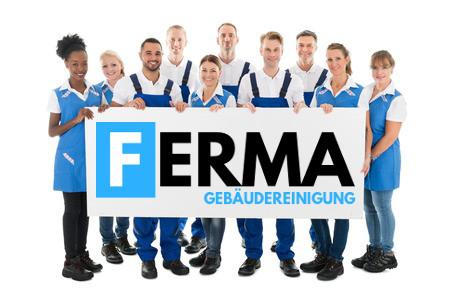 Gebäudereinigung Ferma Team-Foto