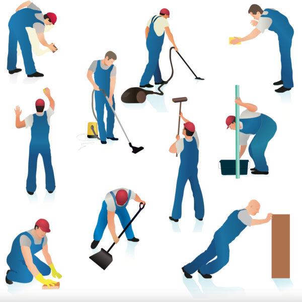 Hausmeisterservice Aufgaben