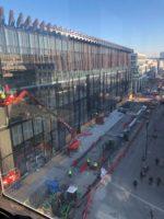 Bauendreinigung Fassade Köbogen 2