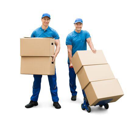 Entrümpelung und Möbelpacker